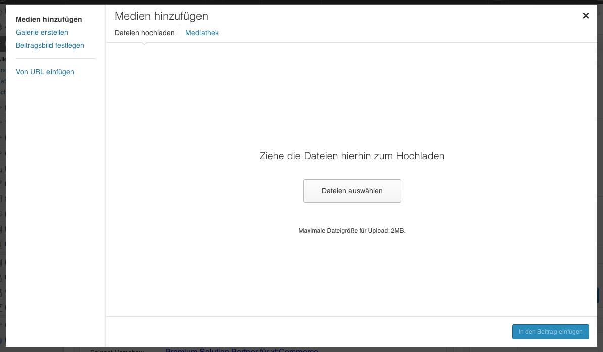wordpress-bild-hochladen